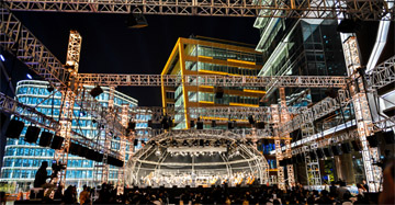 "The Very First ""Outdoor 3D Sound Symphony Concert"